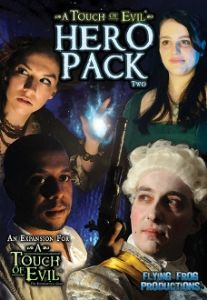 A Touch of Evil : Hero Pack 2